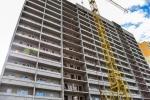 По состоянию на 1 декабря объем ввода жилья в Петербурге составил 2,45 млн кв. м – более 80% от планового
