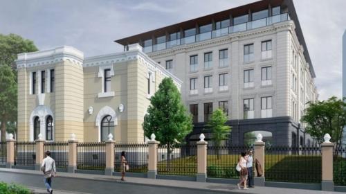 ЖК Колпачный переулок, 9а от компании AB Development