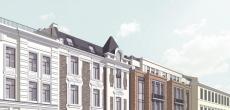 RBI получила разрешение на строительство жилого комплекса на месте бывшей мебельной фабрики «Ладога» в Адмиралтейском районе