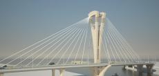 В Петербурге до конца года начнут продлять набережную Макарова и строить мост через Серный остров