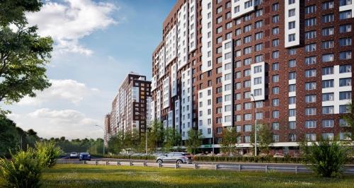 ЖК Румянцево-Парк от компании Lexion Development