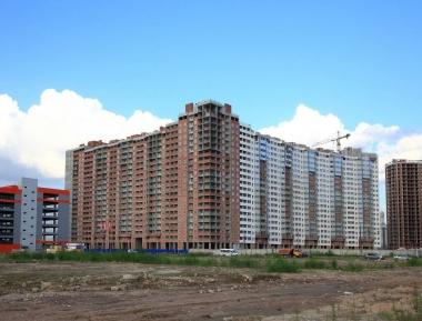 Фото ЖК Ленинский парк от Проммонолит. Жилой комплекс Дом у залива