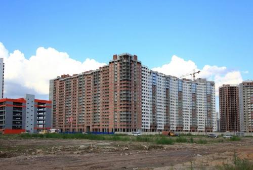 ЖК Ленинский парк от компании Проммонолит