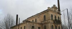 Особняк Веге на Октябрьской набережной законсервирован и ждет реконструкции