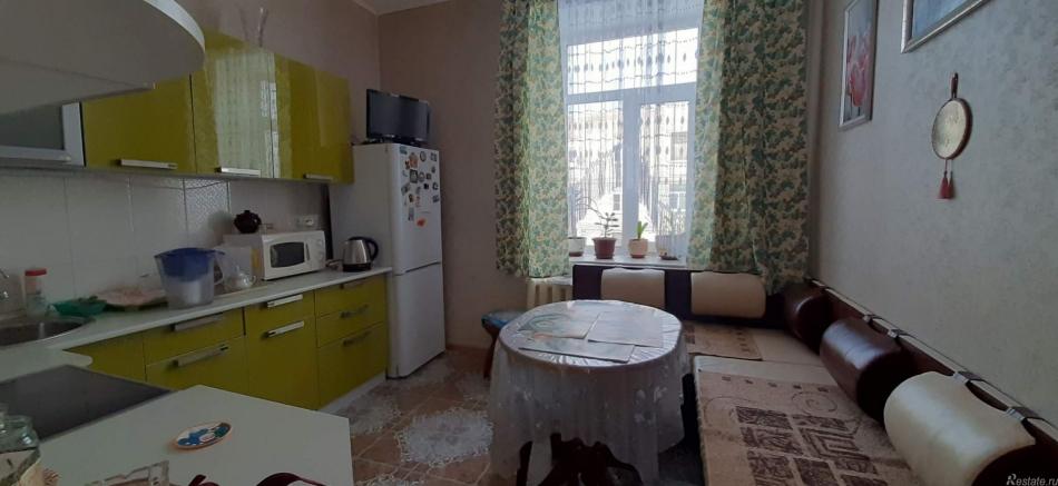 продажа - 1-комн квартира, 41 кв. м. поселок обуховец, д.2