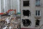 В столичных районах, включенных в программу реновации, спрос на коммерческие помещения растет, на жилые – остается вялым