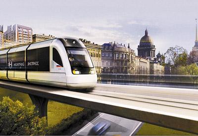 Легкорельсовые трамваи соединят Петербург с Сертолово и Всеволожском