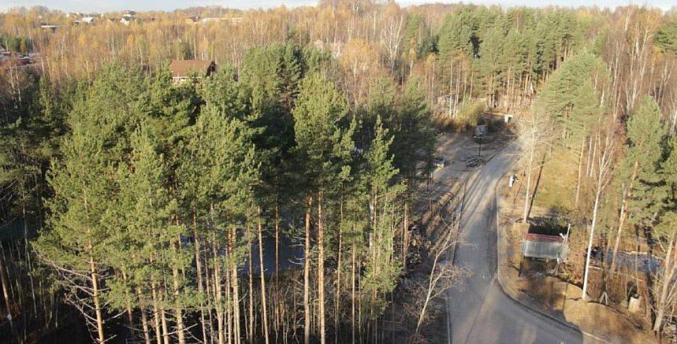 ГК «Штаб» выставила на продажу земельные участки сразу в трех будущих коттеджных поселках в Ленобласти