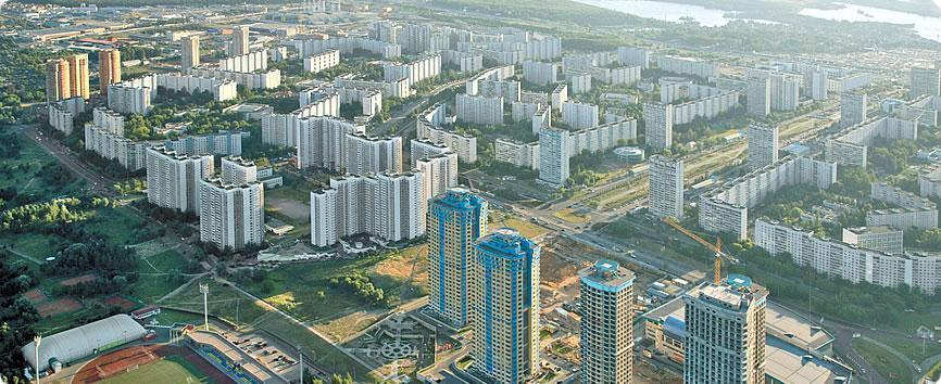 Группа БИН построит торгово-деловой комплекс на юге Москвы к 2018 году