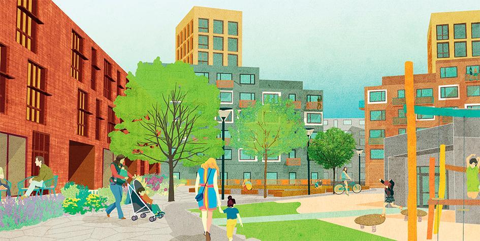 Киселев, ГК «КОРТРОС»: 120 млн кв. м жилья можно построить только в регионах