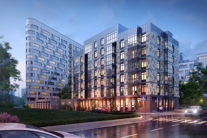 Количество сделок на рынке жилой недвижимости бизнес-класса Москвы за полугодие увеличилось на 46% относительно прошлого года