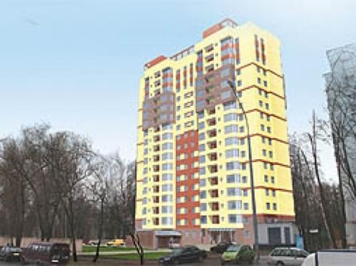 ЖК Осташковская, вл. 15, корп. 1, 2 от компании Инкомспецстрой