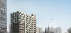 Компания «Лидер Инвест» планирует построить жилой комплекс «Дом на Абрамцевской» в Москве