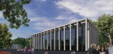 В Москве на месте ТЦ «Гермес» построят новый входной павильон в спорткомплекс «Лужники»