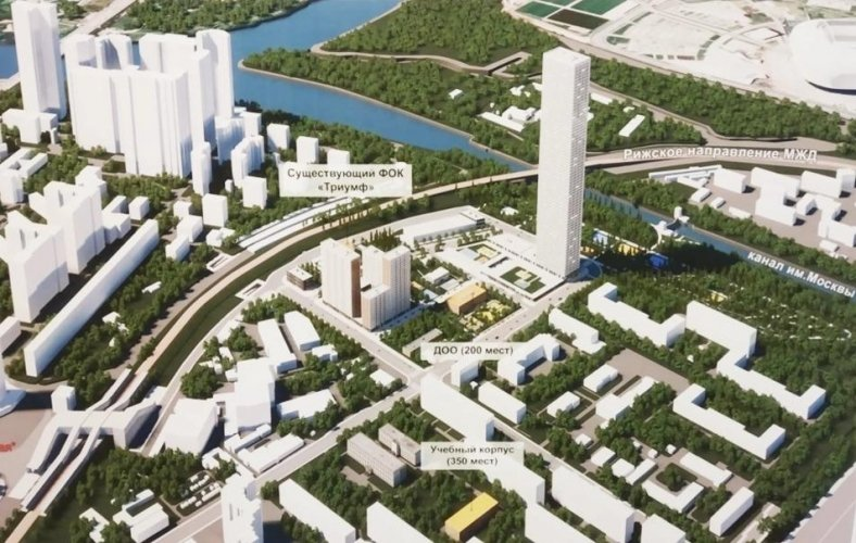 Одобрены проекты планировки еще 11 кварталов в рамках программы реновации