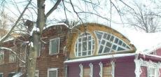 Деревянные  дома  столицы по цене не уступают «элите»