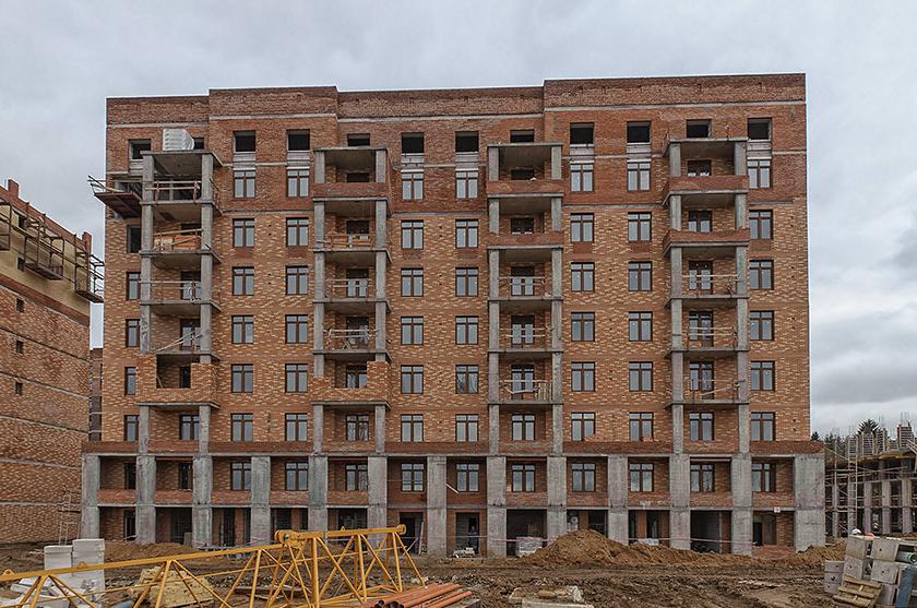 Фото ЖК Пятницкие кварталы