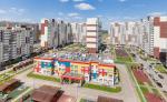 Жителям Новых Ватутинок доступны более 8 км обновленного Калужского шоссе