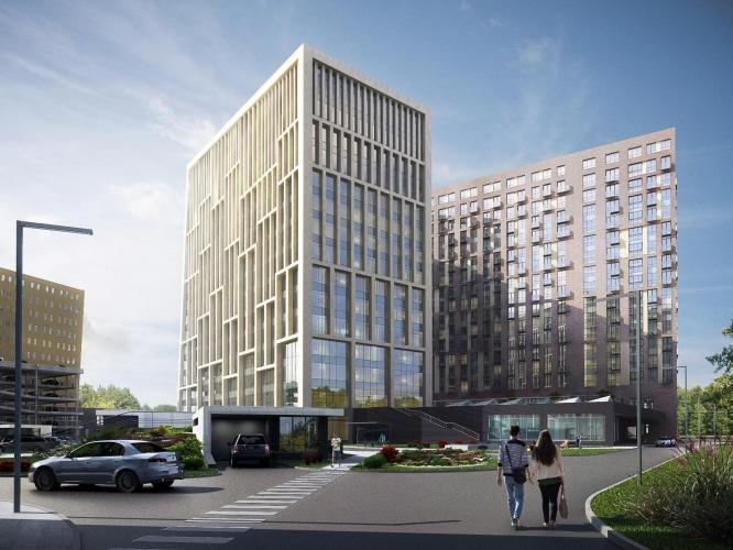 Инвестфонд VIY Management вложит 10 млрд рублей в mixed-use центр на Рублево-Успенском шоссе