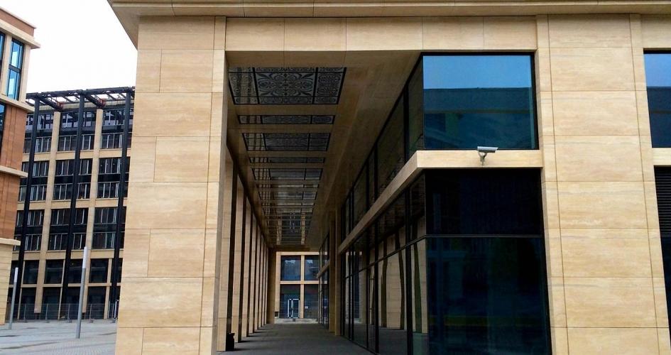 Стартовало строительство второй очереди «Невской Ратуши» в Дегтярном переулке