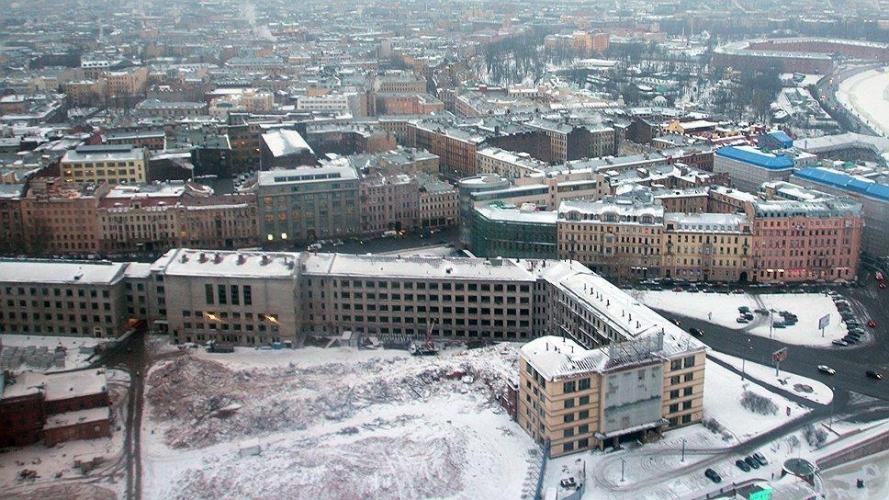 Антимонопольная служба отменила итоги конкурса на строительство судебного квартала в Петербурге