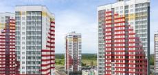 ЖК «Невские паруса» в Невском районе полностью построен