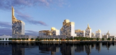 Glorax Development начала строить 8-й квартал ЖК Golden City на намыве Васильевского острова