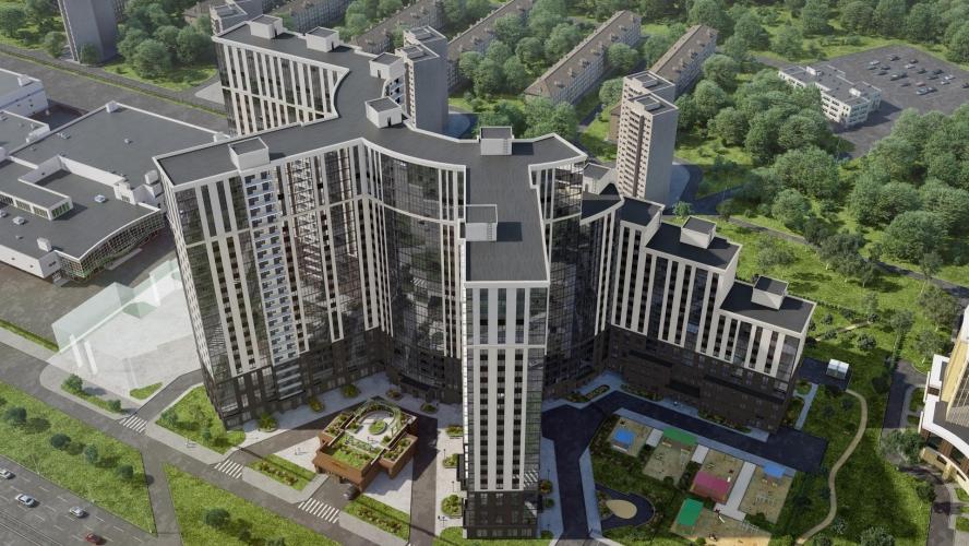 КЦ «Питер» вывел на продажу квартиры в своем первом жилом проекте – ЖК «Питер» в Московском районе Петербурга