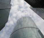 Фото БЦ Башня на Набережной от Maris. Бизнес центр Naberezhnaya Tower