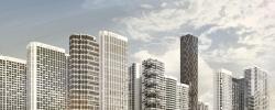 Стартовали продажи в комплексе жилых небоскребов «Центр-Сити» компании Capital Group в Москве