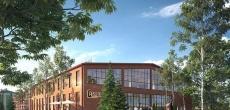 У въезда в Пушкин построят бизнес-парк «Гараж» с мега-паркингом и коммерцией