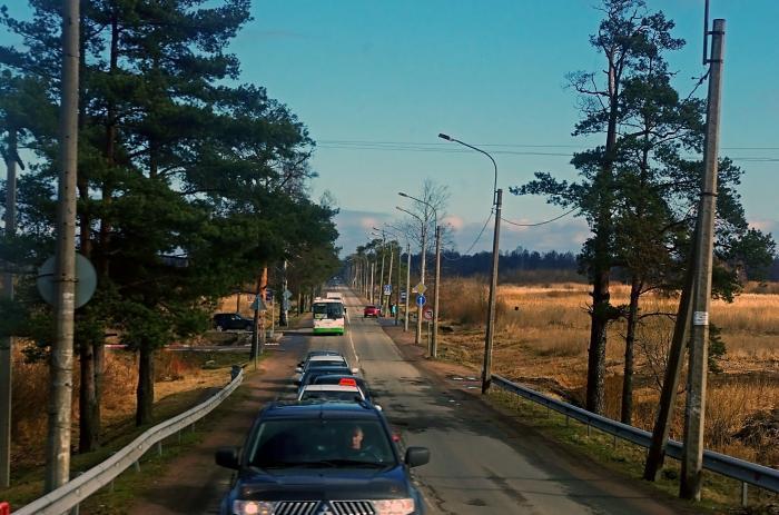 Ленобласть передает Петербургу 22 км региональных дорог, проходящих по городу