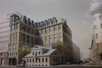 Первая мебельная фабрика построит десятиэтажный отель при старинном особняке на Петроградской набережной, 24