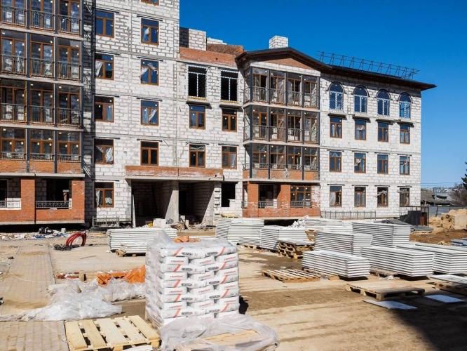 До конца 2019 года достроят еще 7 домов банкрота Urban Group в Московской области