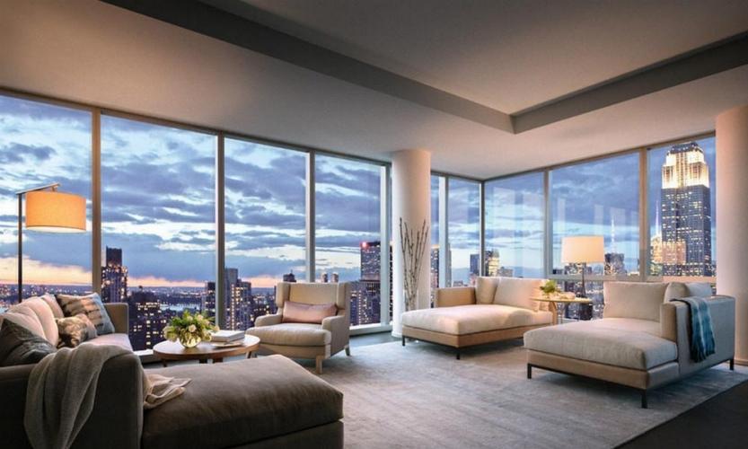 На рынок элитной аренды Москвы возвращаются предложения со ставкой 20-35 тыс. долларов в месяц