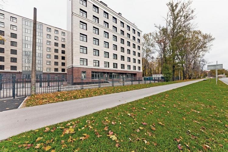 Апарт-отелю «Елагин-апарт» присвоили рейтинг три звезды