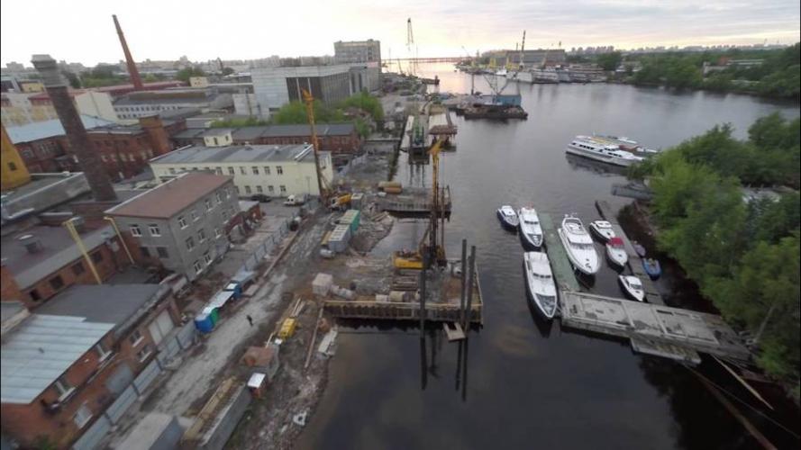 Названы перспективные для жилой застройки острова Петербурга