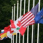 """За саммитом """"Большой восьмерки"""" будут следить"""